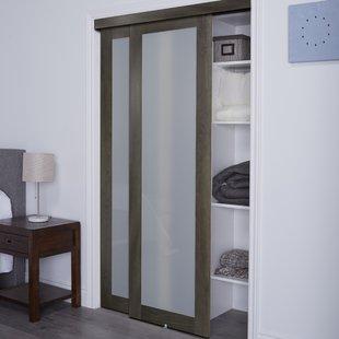 sliding wardrobe doors baldarassario 1 lite 2 panel mdf internal sliding doors OHTWGED