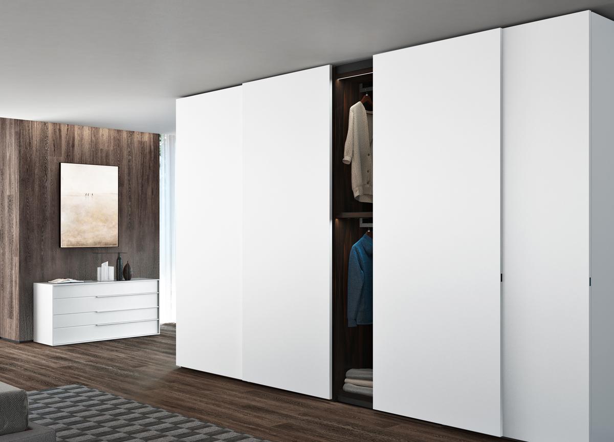Wardrobe with sliding doors Jesse Plana Wardrobe with sliding doors LBHUYOT