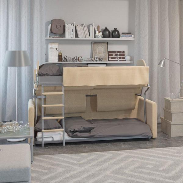 Sleeper sofa duo ~ sofa bunk bed WJGPTUU