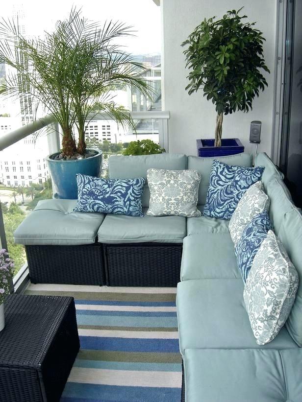 small balcony furniture apartment patio apartment interior decoration 5 CIEGEJQ