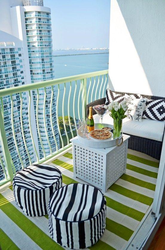 small balcony furniture IZOSRJD