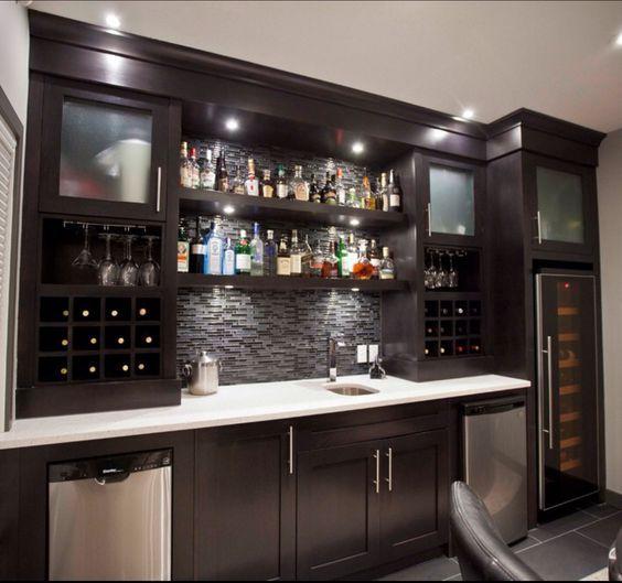 small basement bar ideas SKUCBDM