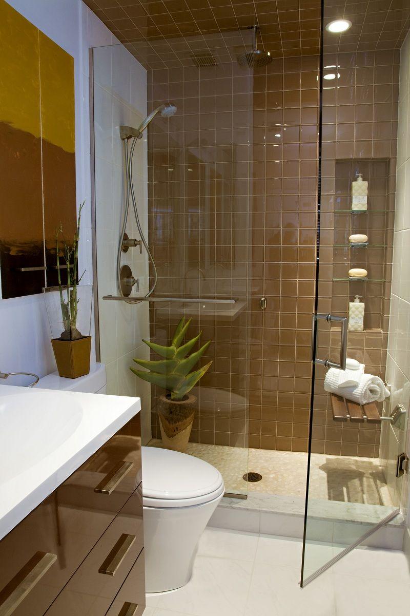 Small bathroom design furniture bathroom.  cool furniture set for small bathrooms.  modern brown white QSIGNVW