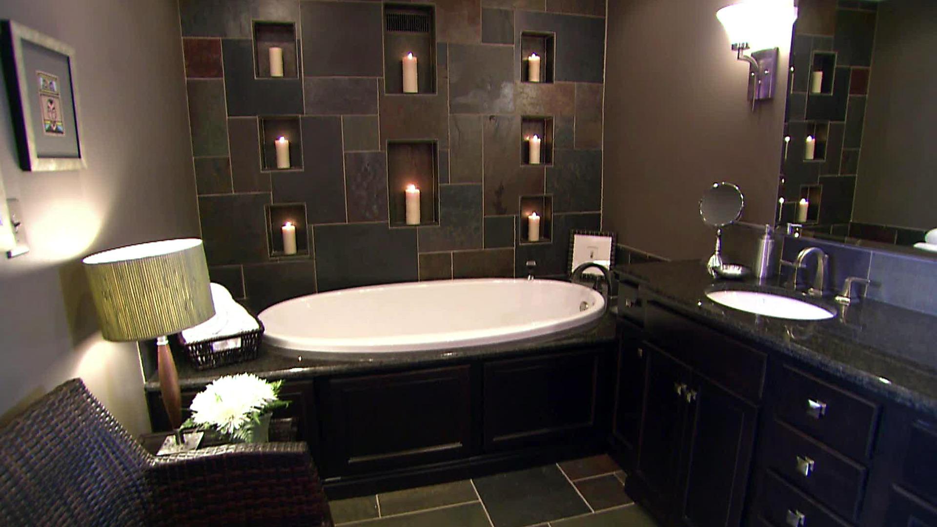 Small Bathroom Makeover Bathroom Makeover Ideas, Pictures & Videos    HGTV FVBTCRG