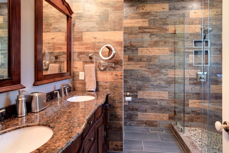 small bathroom conversions.  before and after pictures GLKRUOG