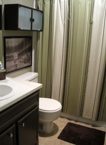 Small bathroom conversions with a small budget j47s remodel with simple furniture ZZJBAPI