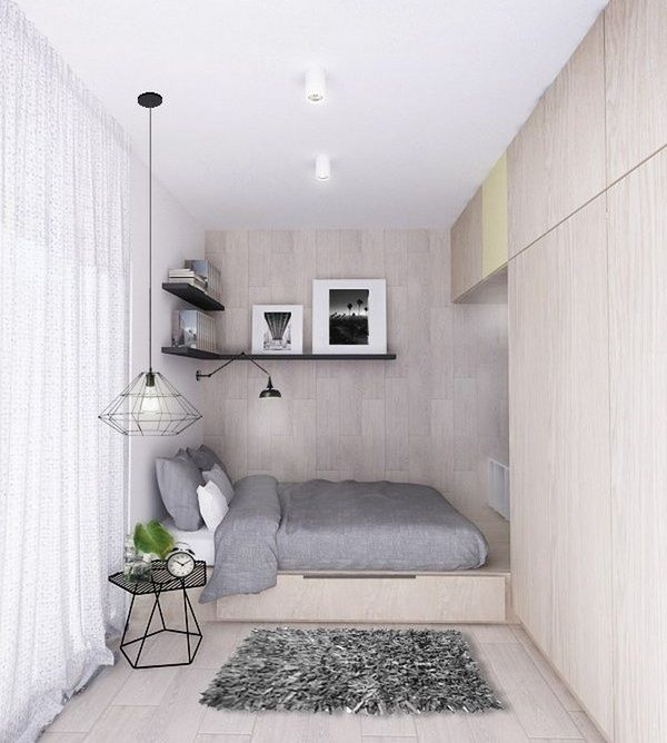 Small Bedroom Designs 20+ Beautiful Vintage Ideas For Mid-Century Modern Bedrooms    pinterest    SKEEJOL