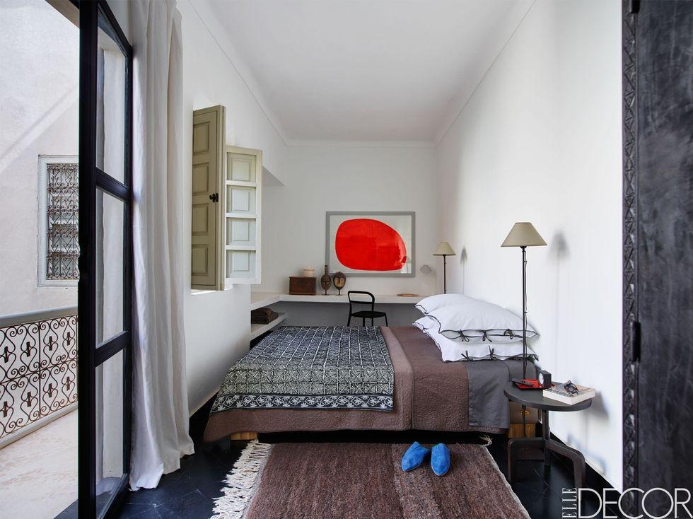 43 Small Bedroom Design Ideas - Small Bedroom Decorating Tips QIFNVHK