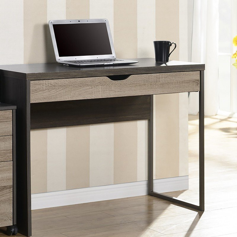 small desk laptop desk with drawer PHQRERR