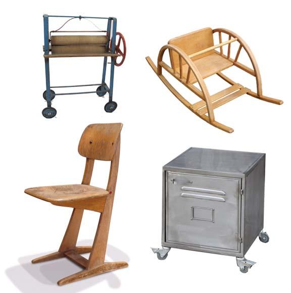 Small furniture vintage ORQYTNK