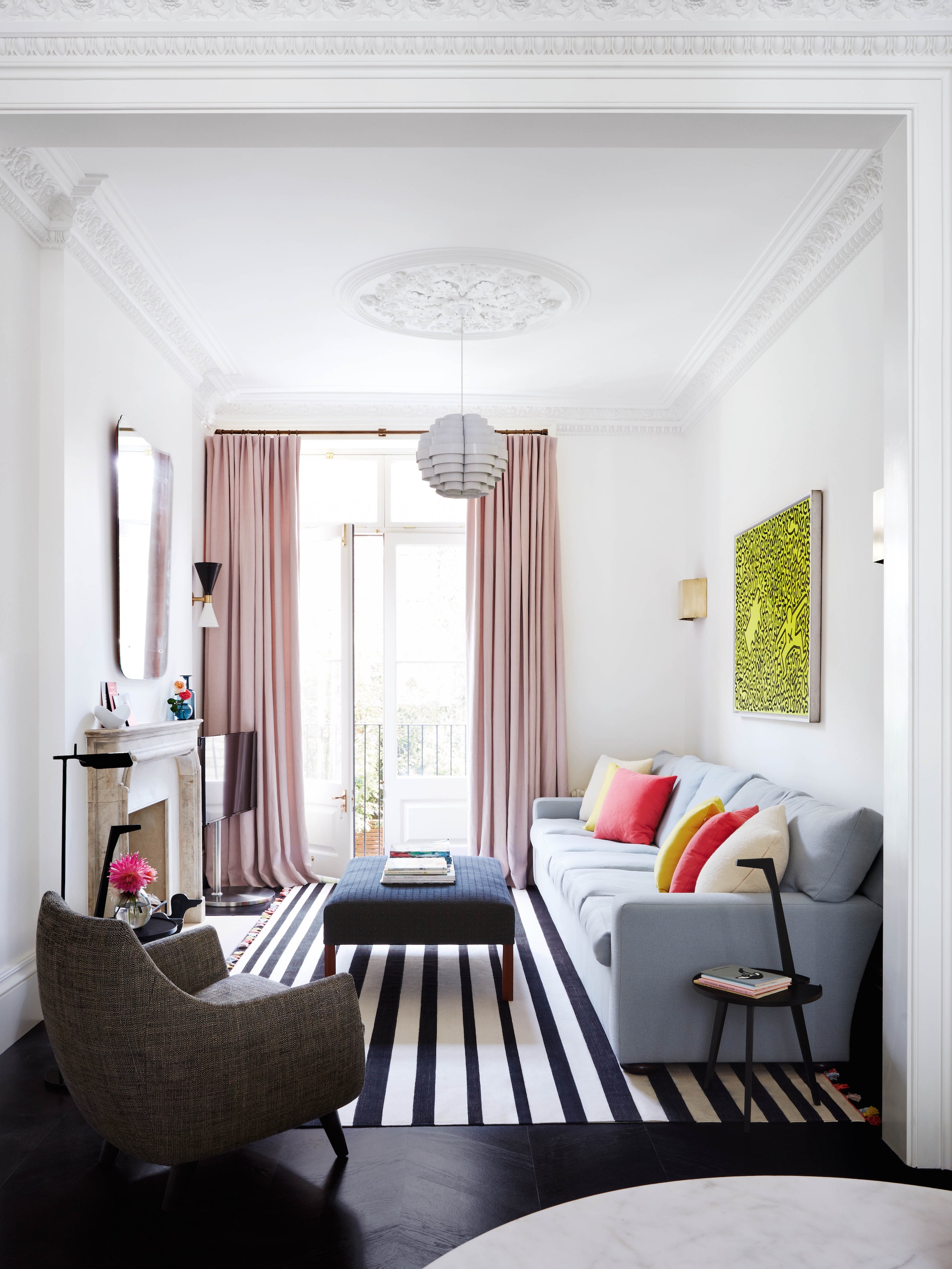 small living room design 6. a style marriage RQUPSTQ