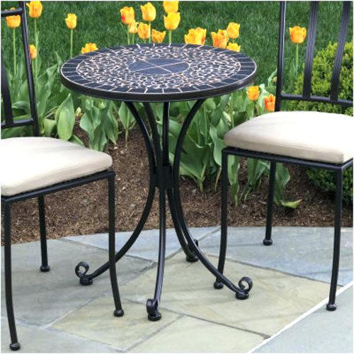 small garden table small patio table AWUFVRN