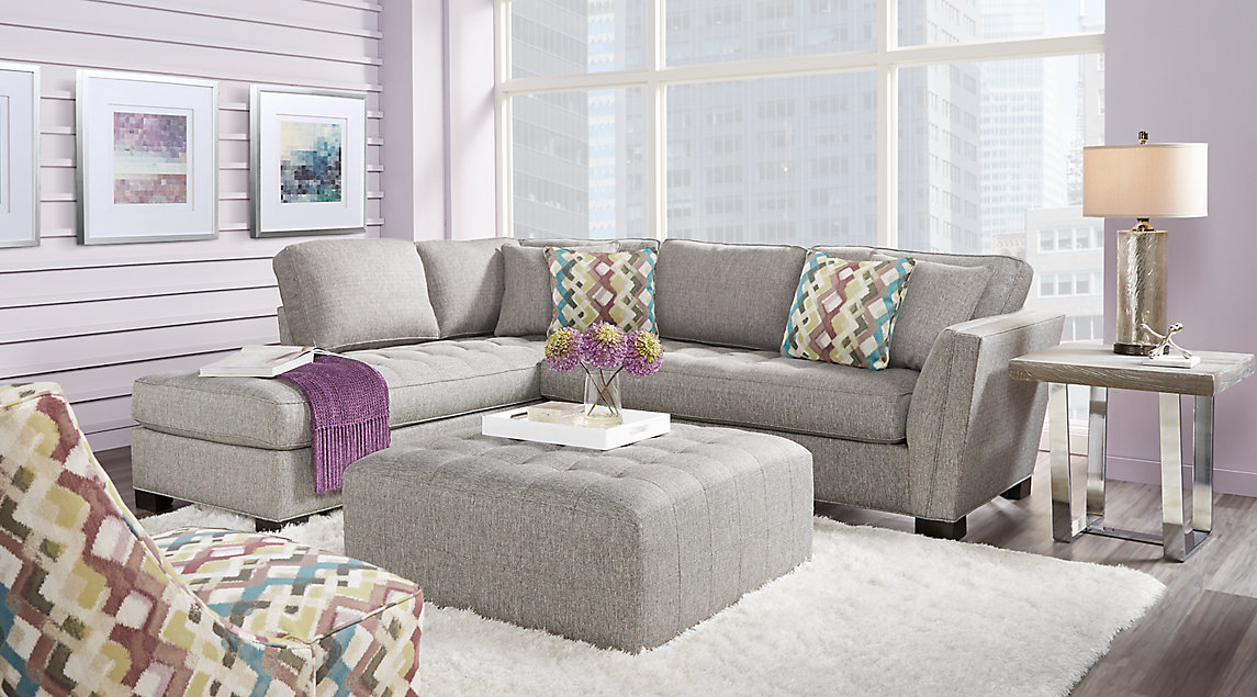 small sectional sofa sectional sofas: large & small sectional sofas HBTUYBK