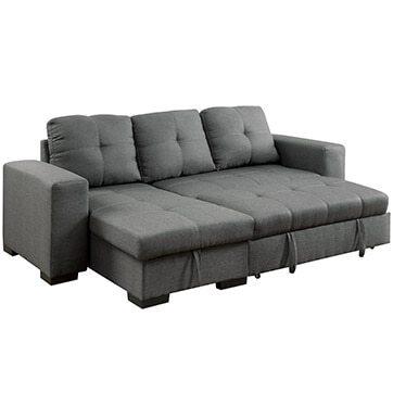 small sectional sofa three-part sectional sofas VUSTVTJ