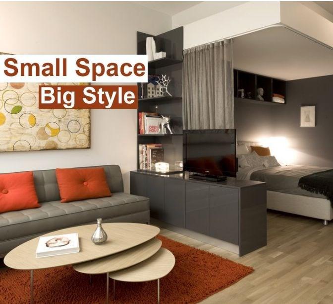 small space contemporary interior design ideas RXFYYXA
