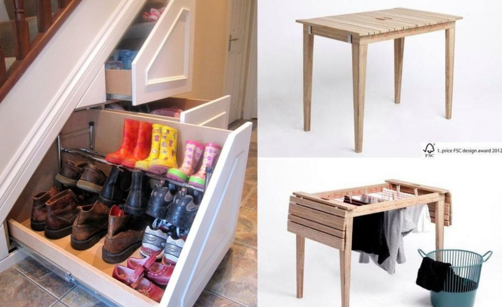 Smart furniture for small spaces at home ALCYLSD