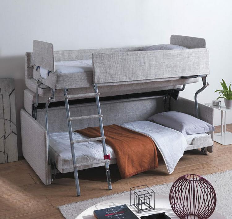 Sofa bunk bed sofa bunk beds |  Palazzo |  Resource furniture JMBQMKY