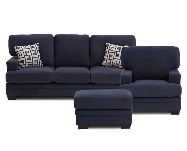 Dark brown sofa set - living room furniture, sofas & cuts    Furniture series YMXABWE