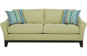 Sofa Beds Cindy Crawford Home Newport Cove Kiwi Sleeper VTWLNHO