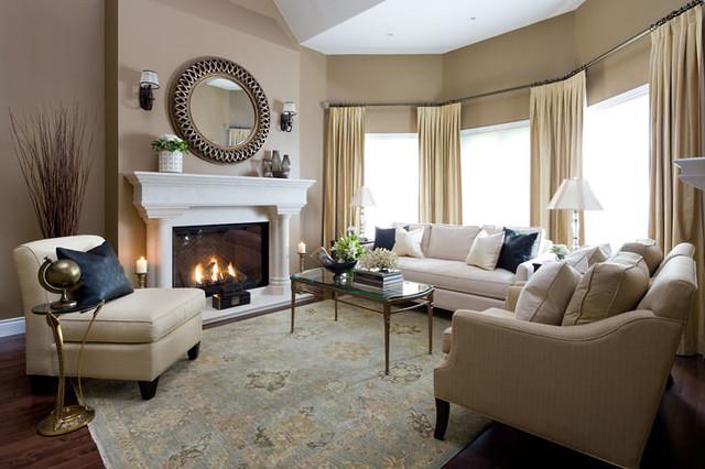 Sofa: trendy formal living room decoration 13 Jane Lockhart traditional decoration ... HJIHFXD