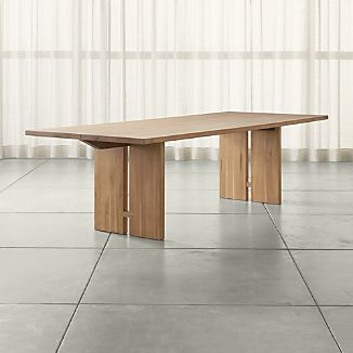 Solid wood dining table monarch 108 BOSSGEU