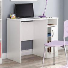 South Shore Axess Collection 35w in. Small desk - pure, pure white REIPCUE