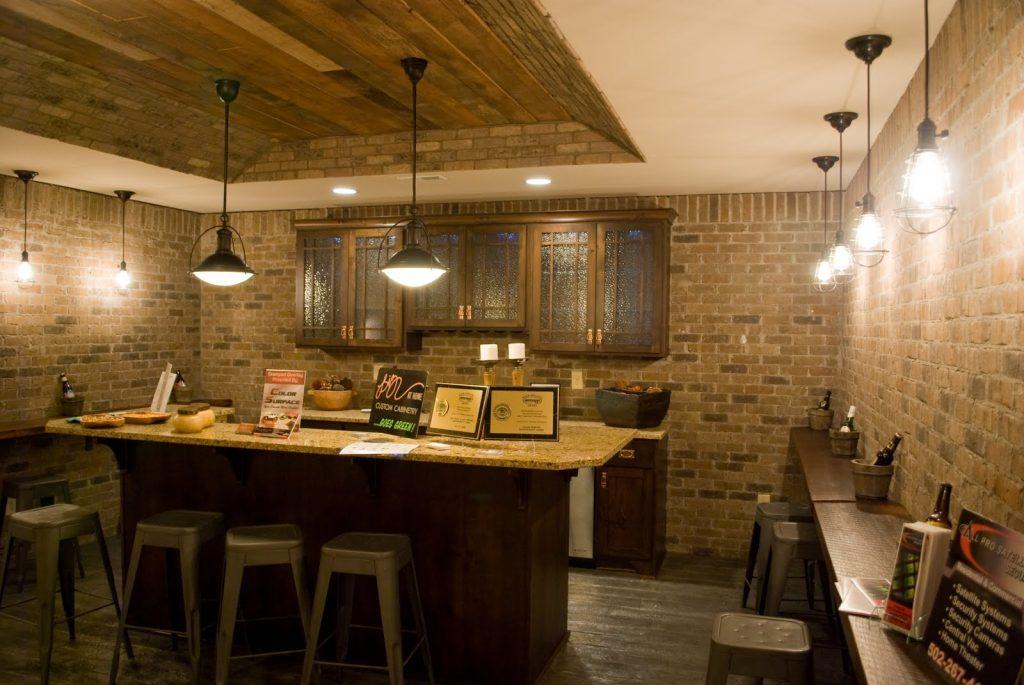 spice up your basement bar: 17 ideas for a beautiful bar area WDSIMFC