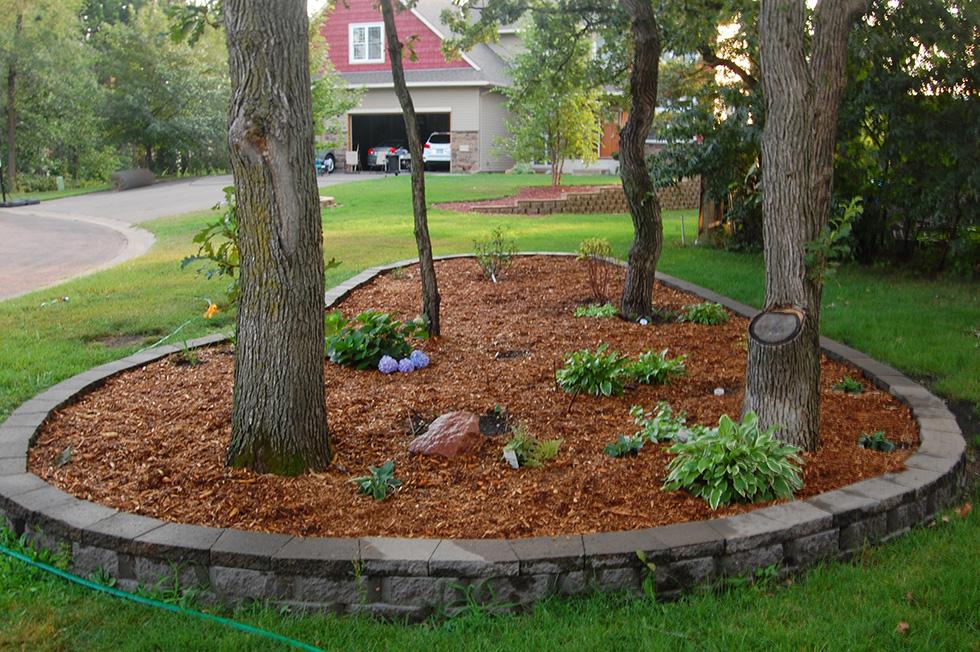 Spring landscaping ideas    simple garden ideas    houselogic DFGEOXO