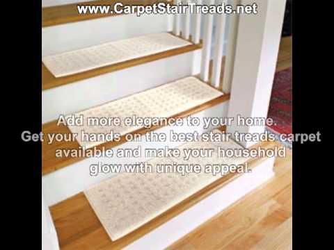 Stair Treads Carpet Carpet Treads HRTXITL