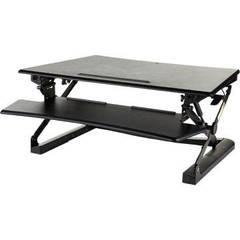 Staple adjustable table riser to stand, 35 YTEKMWN