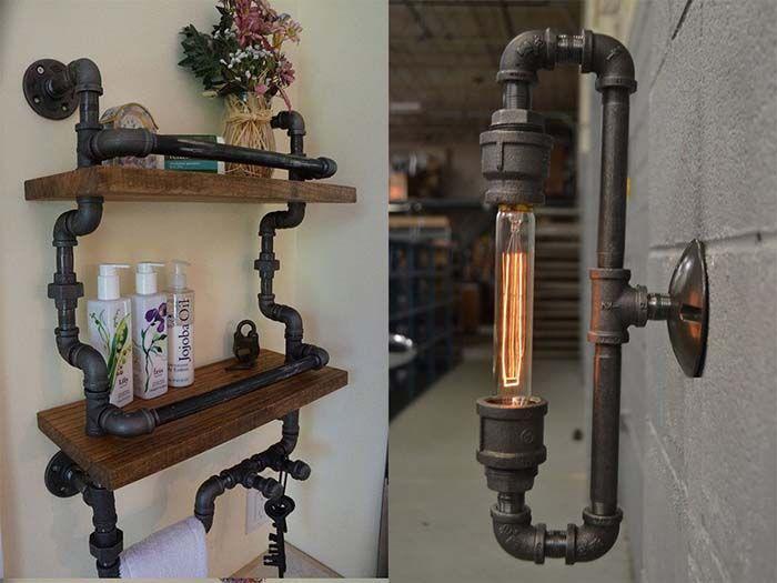 25 Amazing Steampunk Bathroom Ideas |  Steampunk bathroom.