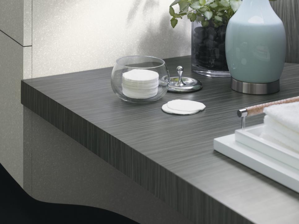 steep: bathroom countertops |  HGTV QEXGFTQ