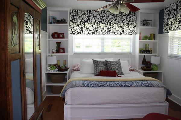 Small Bedroom Storage Ideas 26.8kshares UQXFCVC