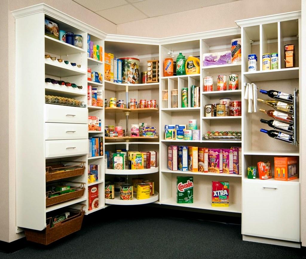 stylish pantry for the kitchen FSHLPEK
