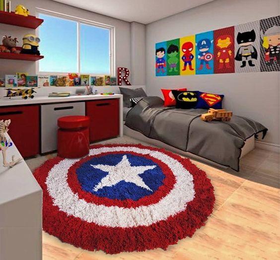 22 spectacular superhero bedroom ideas for ki