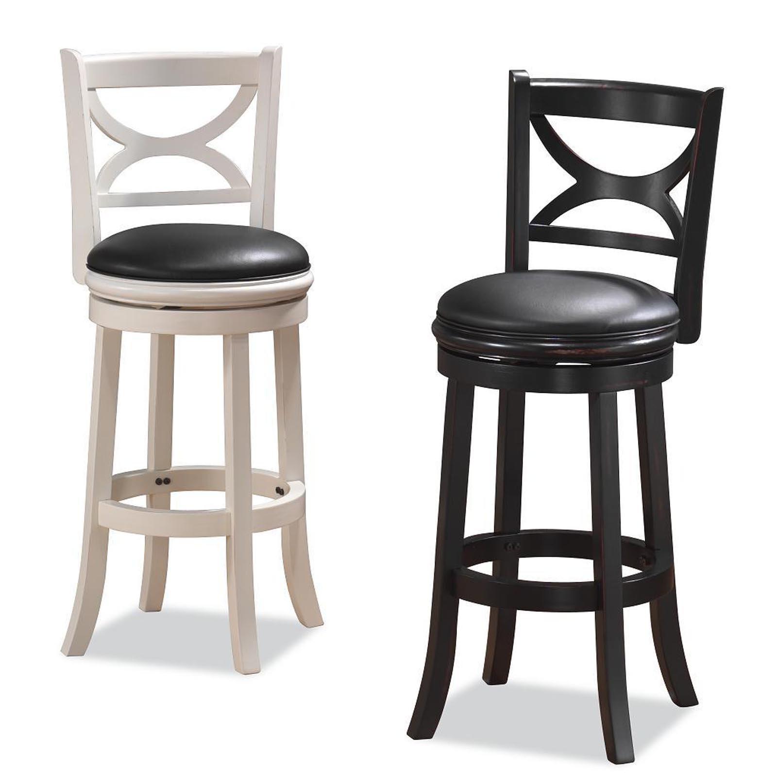 rotating bar stool extra high rotating bar stool |  Hayneedle YANJNEV