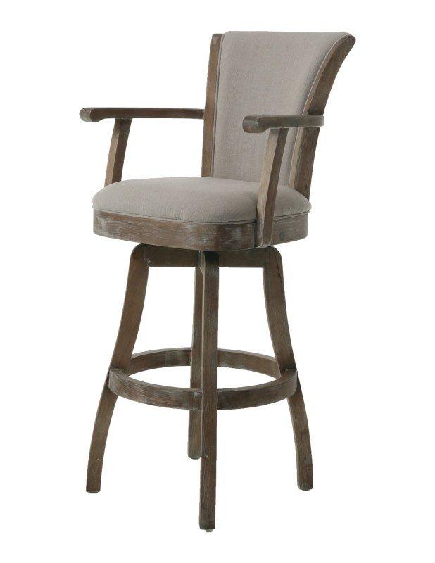 swivel bar stool Glenwood 26 NOZZLFW
