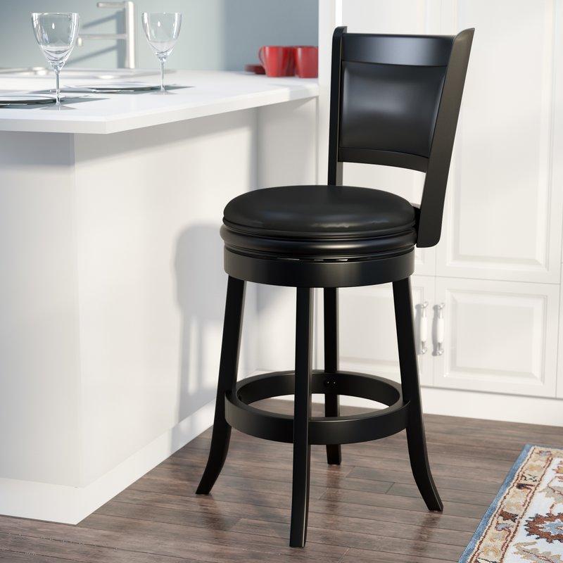 rotating bar stool Godbold 24 RTFRYQZ