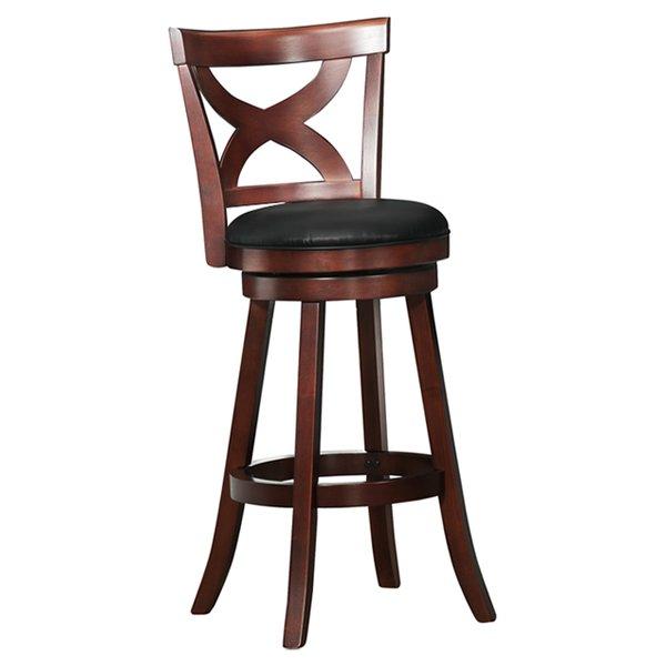 swivel bar stool Kingstown Home Wade 29 FMTUUPJ
