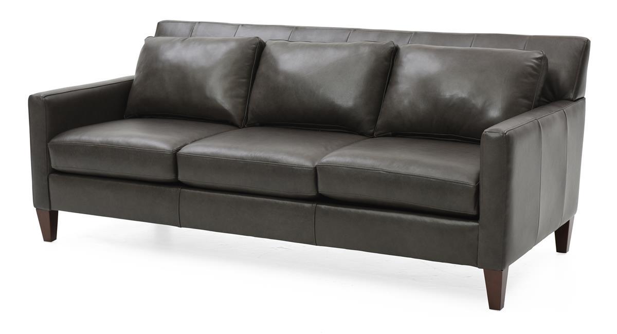 Symphony grain leather sofa, dark chocolate brown    weiru0027s furniture EXMUSQB