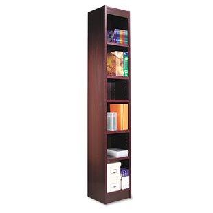 tall narrow bookshelf store ZMVIBLS
