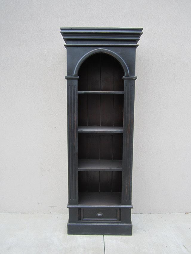 tall narrow bookcase VOGBWAM
