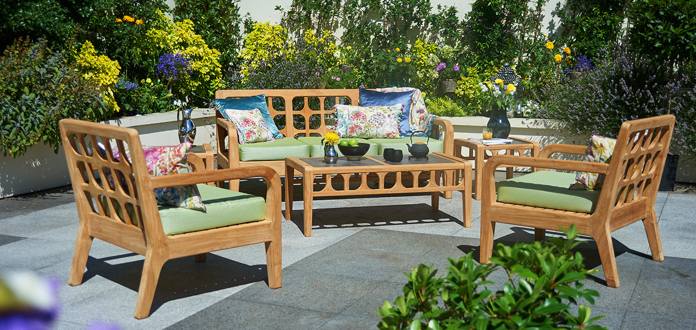 Teak Garden Furniture Teak Garden Furniture - Benches, Tables, Chairs & Loungers CSGBJYF