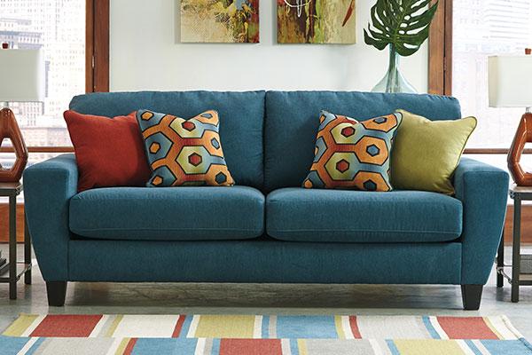 teal sofa say teal # 9390238 - $ 499 sofa ZSHAVBG