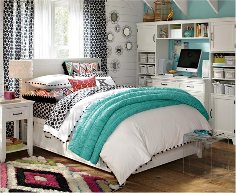 Teenage Girl Bedroom 15 Teenage Girl Bedroom Ideas to Inspire HWTRKWL