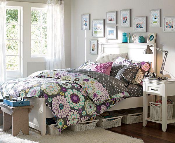 Teen girl bedroom look ... LYZTGJA