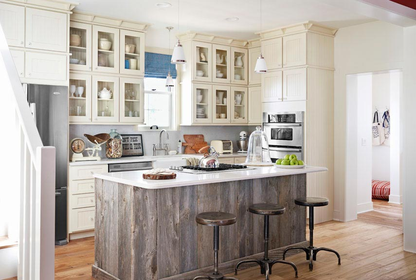 These 20 stylish kitchen island designs are sure to make you swoon!  TFUPCTK