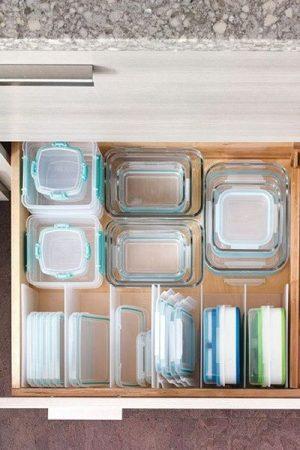 These DIY kitchen organization ideas are brilliant!  RNRCATE