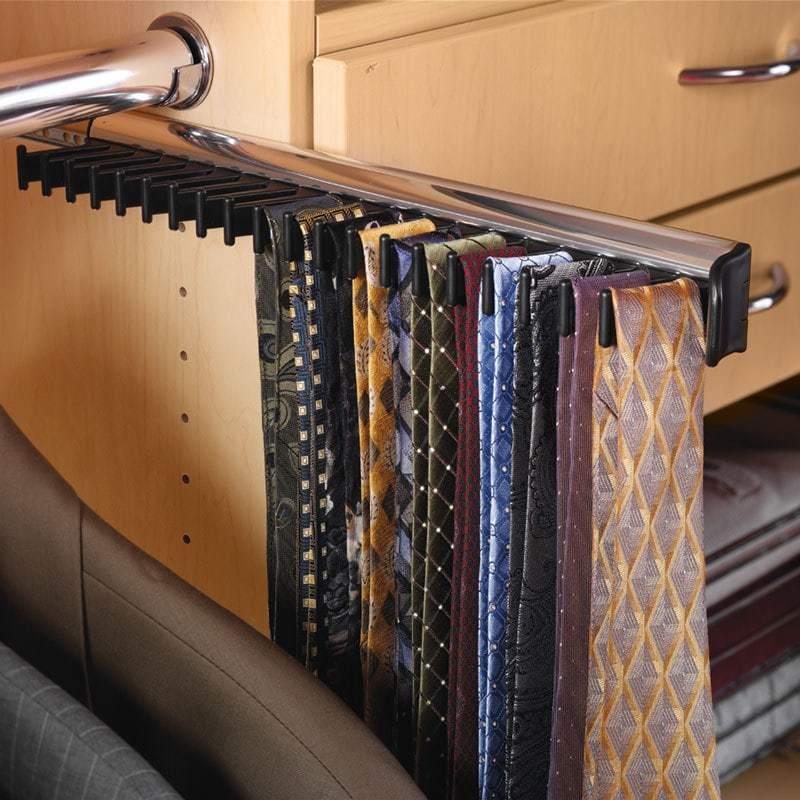 tie-shelf hafele-synergy-tie-shelf-with-34-extract-extract- ... RALOCEA