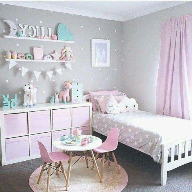 Image result for bedroom ideas for little girls |  Toddler bedroom girl.